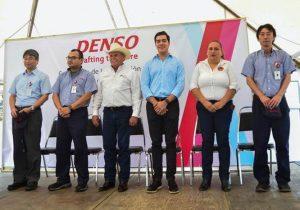 DENSO listo para iniciar ampliación en Coahuila